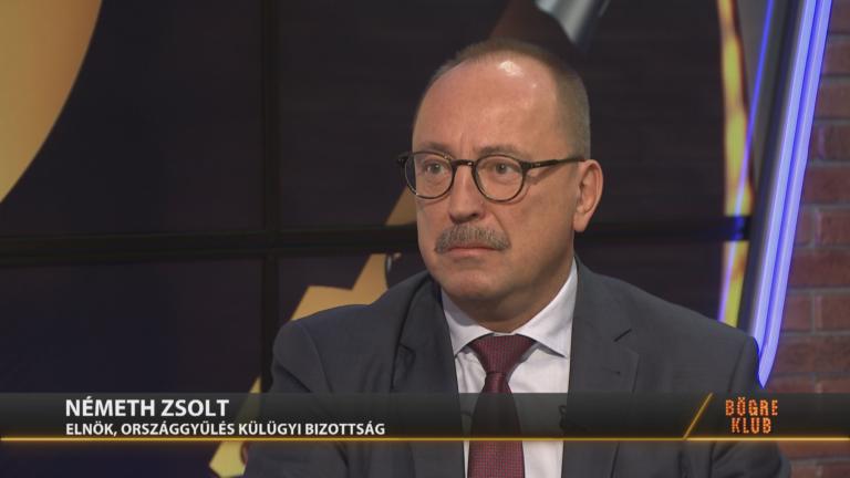 Bögre klub - Németh Zsolt