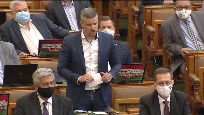 Ilyen az ellenzék - Nézze meg, mit műveltek Gyurcsányék a Parlamentben