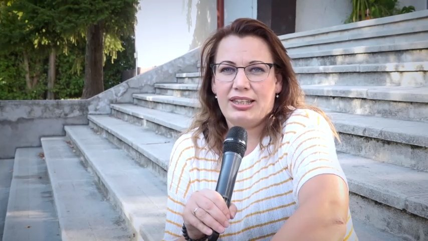 Lapoza, és botrányok helyett a jövővel foglalkozna Balatonszemes fideszes polgármesterjelöltje