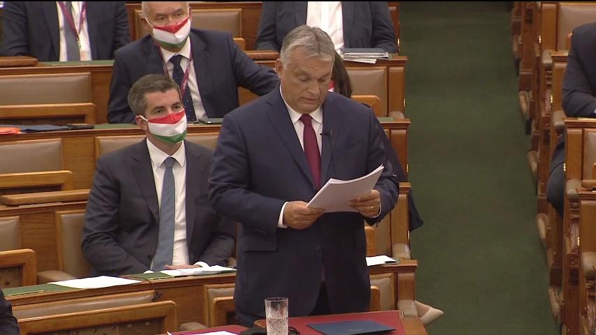 Orbán Viktor: Az első csatát megnyertük, együtt most is sikerülni fog