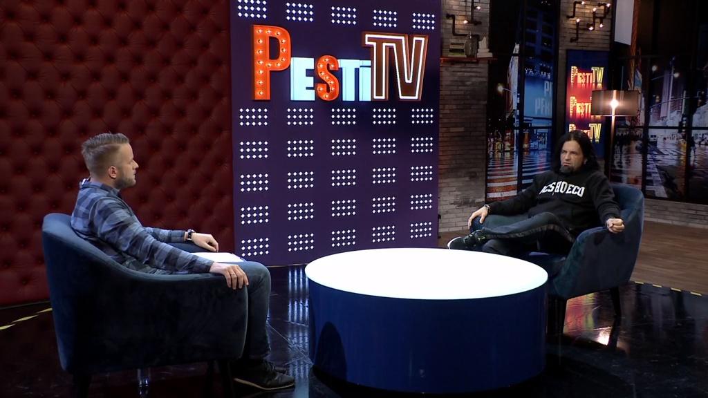 A Tankcsapda Fejes Tamás megérkezésével vált professzionális zenekarrá - Mi vagyunk a magyarok