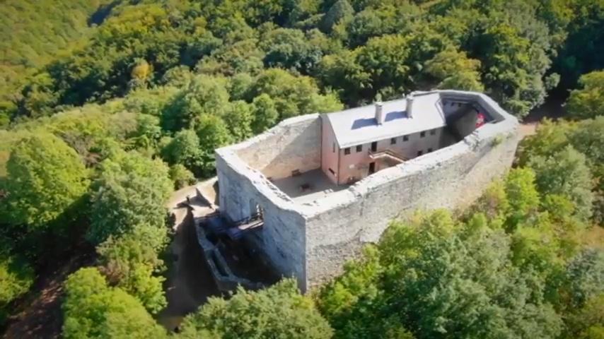 Az utolsó ostromlott magyar vár - Márévár falai állták a megszálló szovjetek ágyútüzét