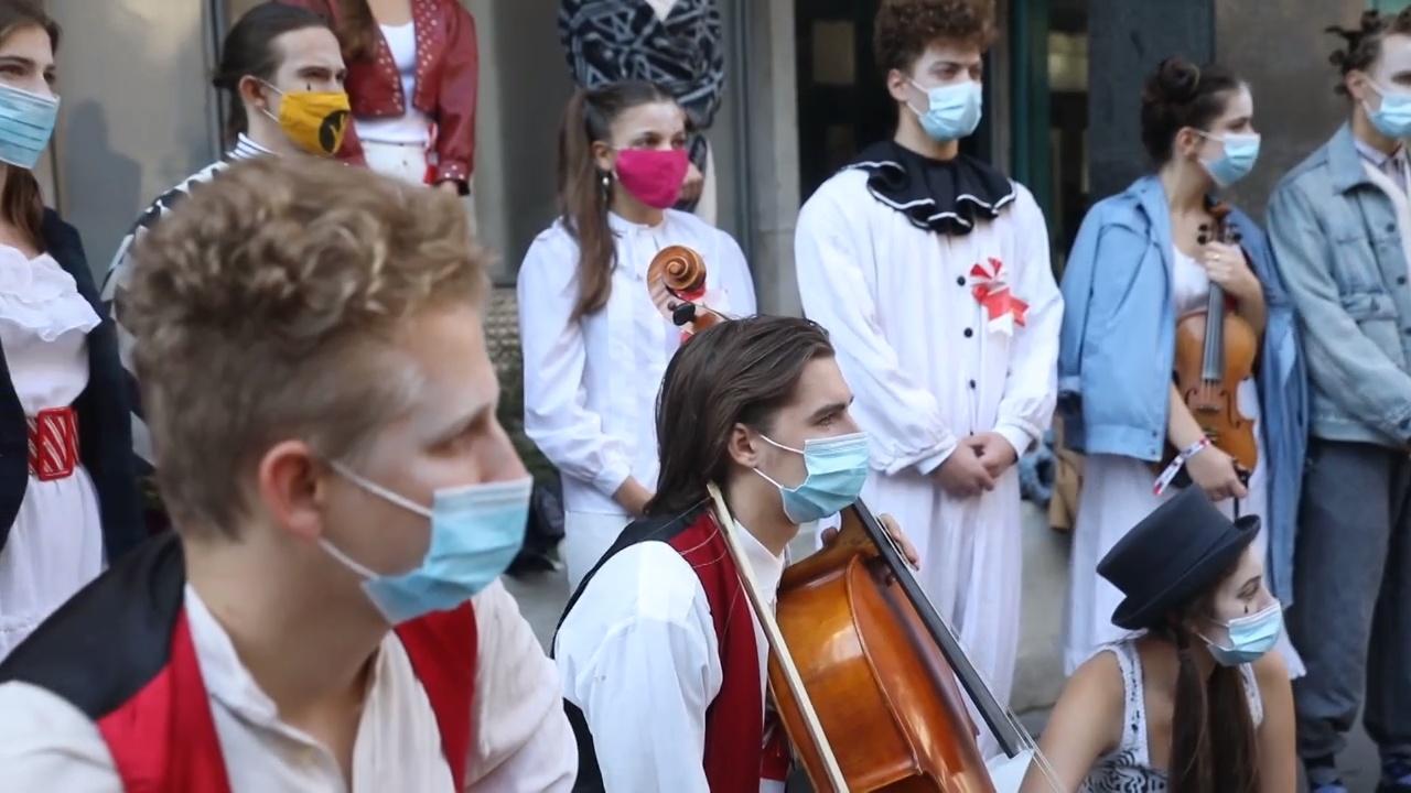 Beismerték az SZFE-s forradalmárok: előre megtervezett színjáték az egyetemi blokád (videó!)