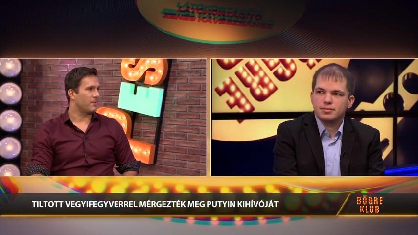 Bögre klub -  Kosztur András