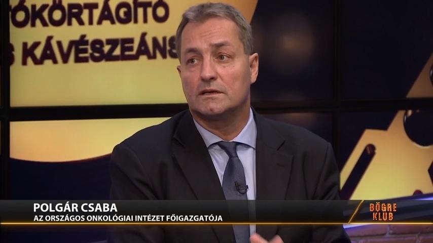 Bögre klub - Polgár Csaba