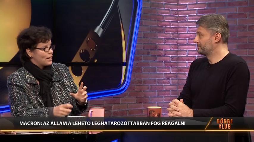 Dr. Soós Eszter Petronella - Bögre klub
