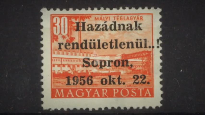"""""""Az élet útját biztosították a vérző fővárosnak"""" - A vértelen soproni '56 emlékezete (PS-VIDEÓ)"""