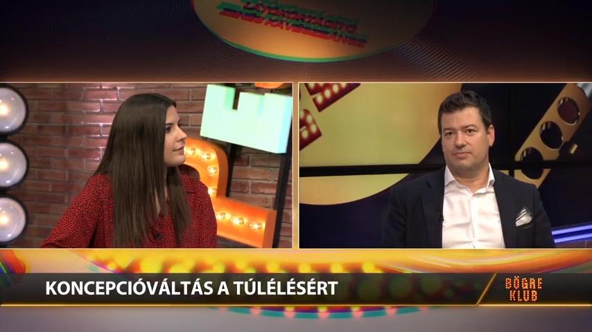 Molnár Attila - Bögre klub
