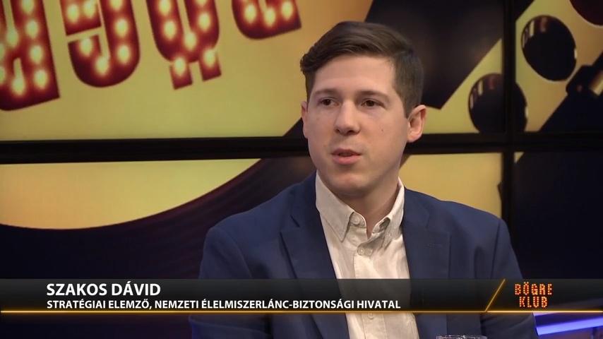 Szakos Dávid - Bögre klub