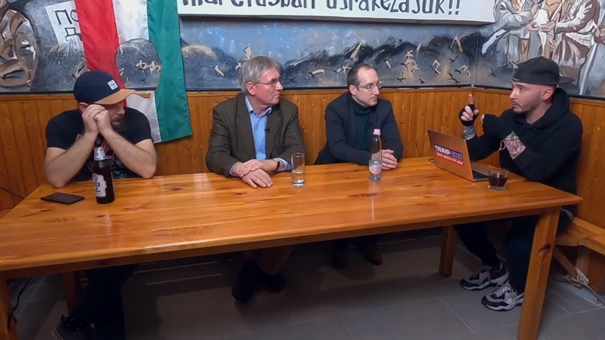 """""""Addig nincs vége, amíg nincs vége"""" – Magyarics Tamás és Szilvay Gergely a Plebejus Polbeatben"""