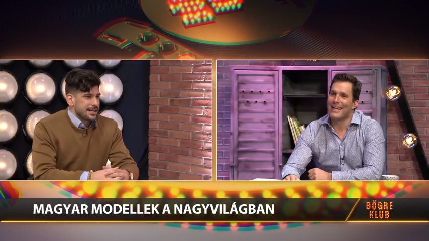Magyar modellek a nagyvilágban - Szita Máté