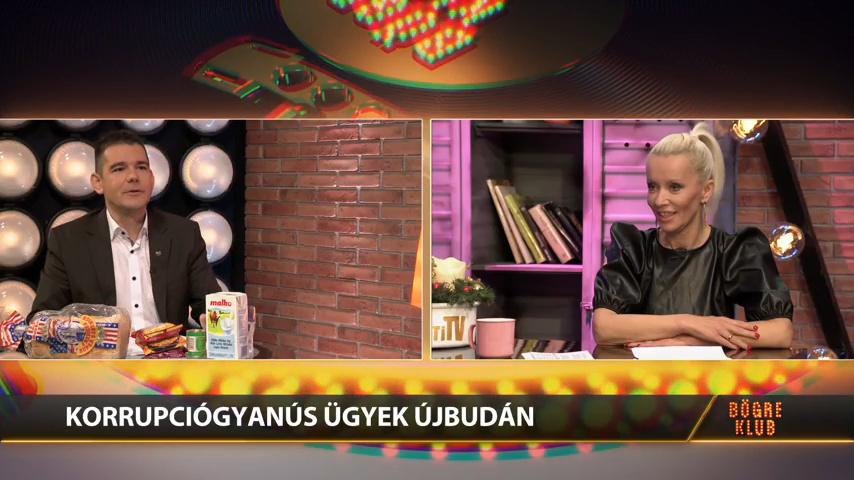 Kifizetőhelynek használja a Gyurcsány-párt Újbudát - Novák Előd a Bögre Klubban