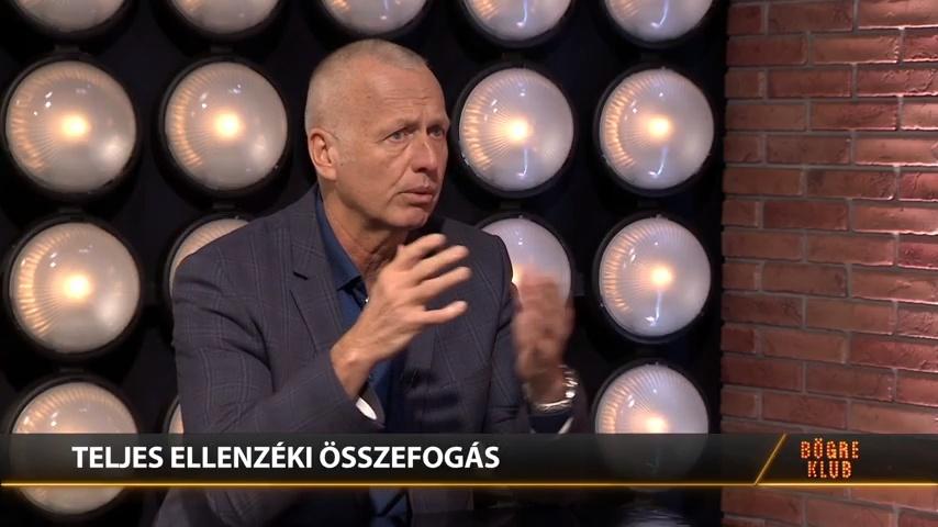 Viszlát 2020! Politikai áttekintés - Georg Spöttle a Bögre Klubban