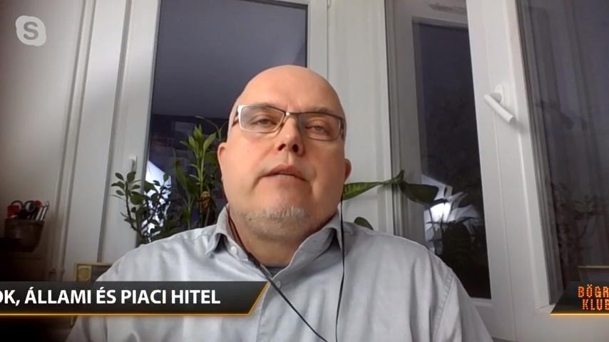 A fiatalok lakásvásárlási lehetőségei - Soóki-Tóth Gábor a Bögre Klubban