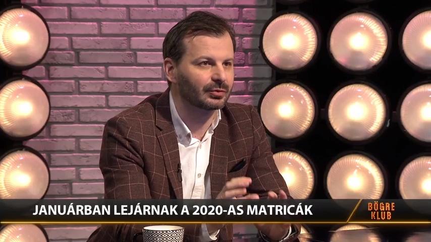 Bögre Klub - Bartal Tamás - Mindent az autópálya matricákról