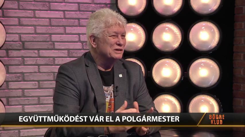 Bögre Klub - Karsay Ferenc - Budafok-Tétény együttműködést vár el
