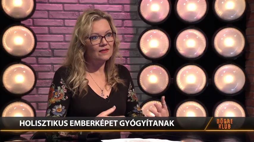 Bögre Klub - Kautzky Szemők Adrienn - A természetgyógyászat ereje