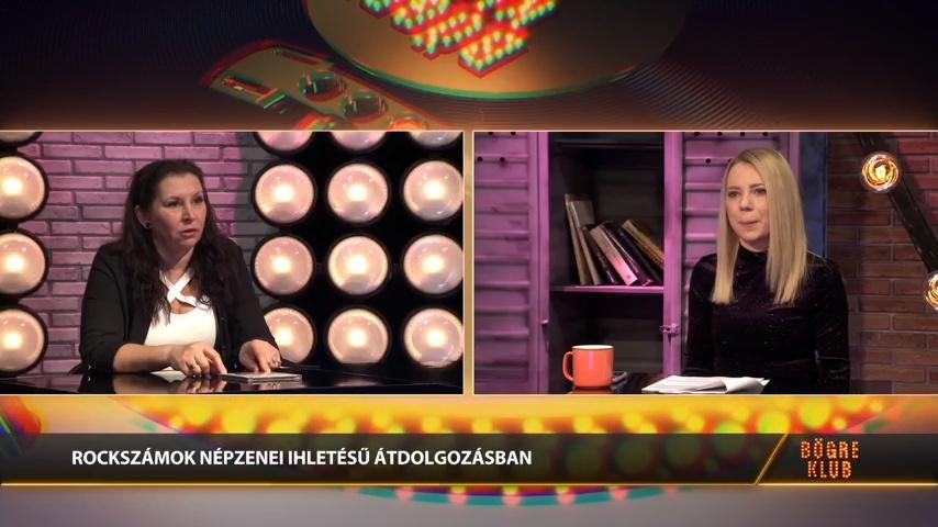 Bögre Klub - Majorosi Marianna - Megjelent a Csík zenekar új albuma