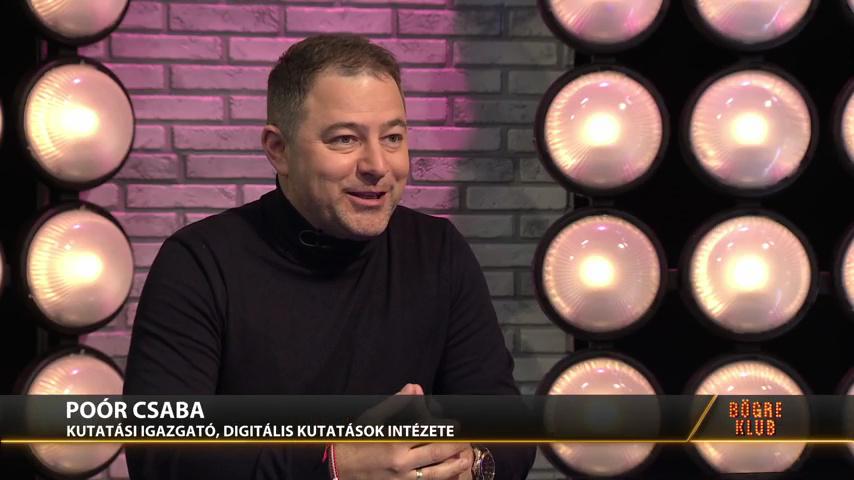 Bögre Klub - Poór Csaba - Magyar politikusok a közösségi médiában