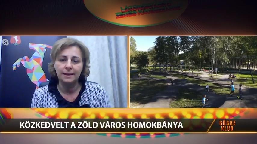 Bögre Klub - Szemereyné Pataki Klaudia - Hatalmas beruházás indul Kecskeméten