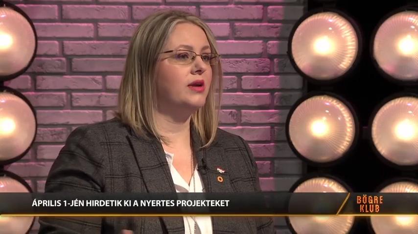 Bögre Klub - Szepesfalvy Anna - Részvételi Költségvetés, Budafok