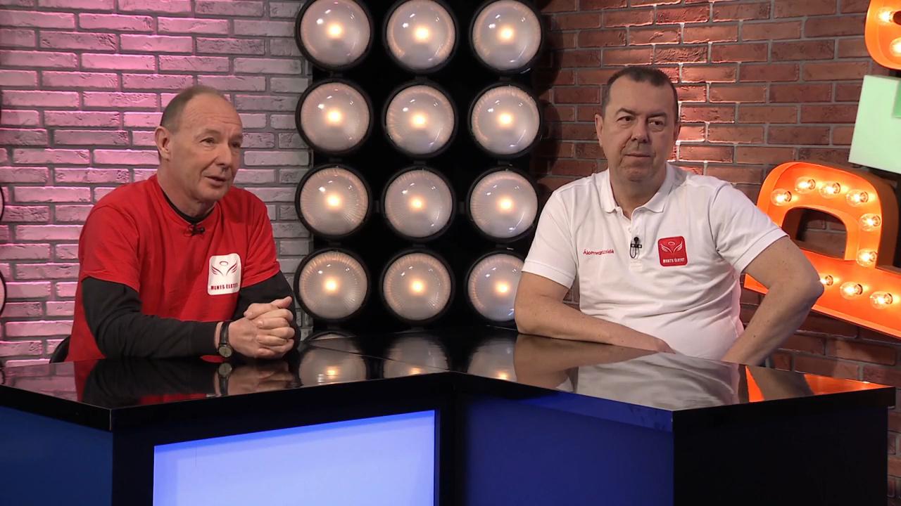 Bögre Klub - Budai László és Mikola József - Ments Életet Alapítvány tevékenységeű