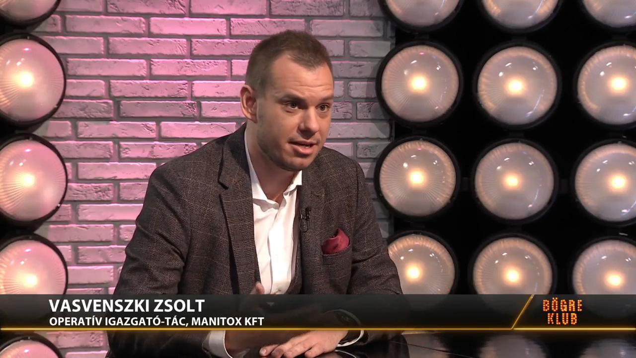 Bögre Klub - Vasvenszki Zsolt - Álláshirdetések veszélyei
