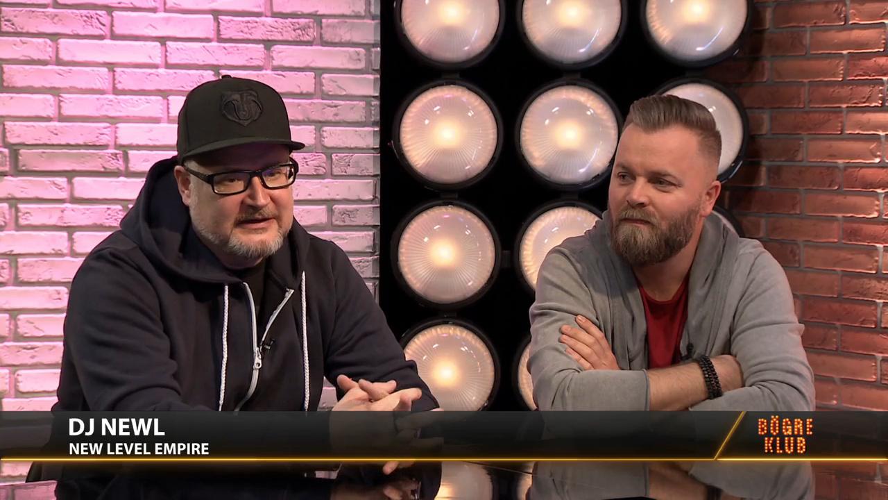 Bögre Klub - Zola és DJ Newl - Megjelent az új klipjük