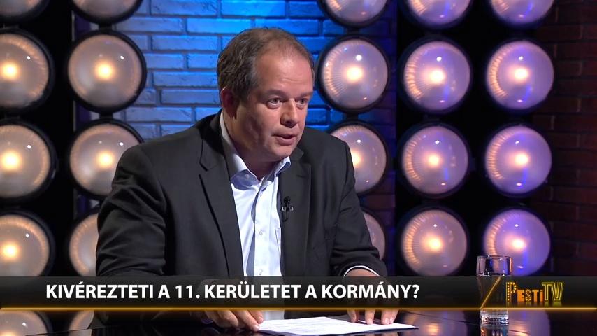 Budai Gyula országgyűlési képviselővel elemeztük ki a Czeglédy ügyét.