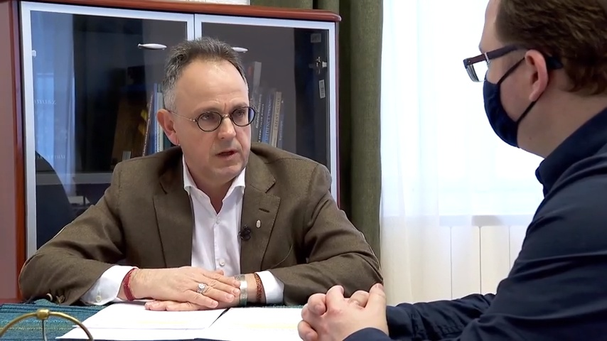 Janik Szabolcs, a Migrációkutató Intézet igazgatóhelyettese a hazai migrációs helyzetről