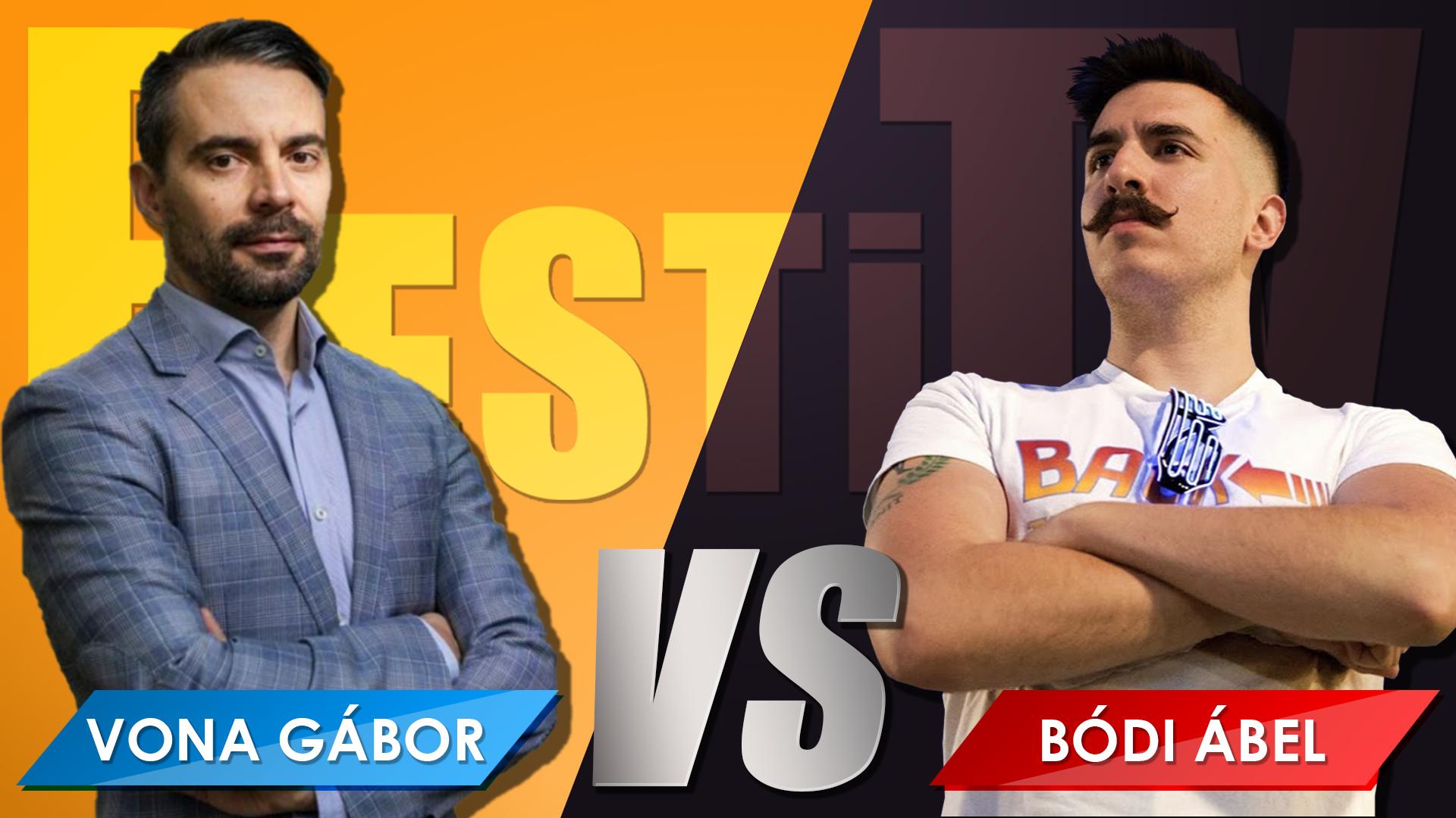 Vona Gábor VS Bódi Ábel - Szavazzunk a szavazatokról