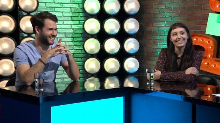 Egy zenei szakmai fórumon találkoztak – Szakadáti Tamás és Bognár Andrea a Gerilla Bárban
