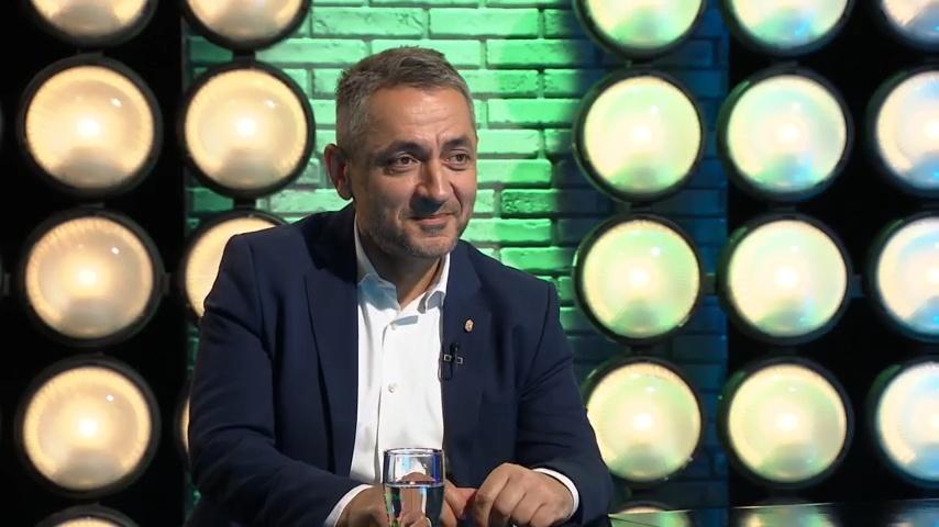 Elindult a Nemzeti Újrakezdés Programja - Potápi Árpád János a Gerilla bárban
