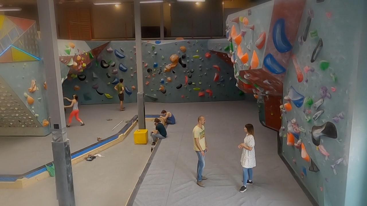 061: falmászás a Gravity Boulderben, Gyógyír a globális depresszióra és szemétmentés a Pet kupa csapatával.
