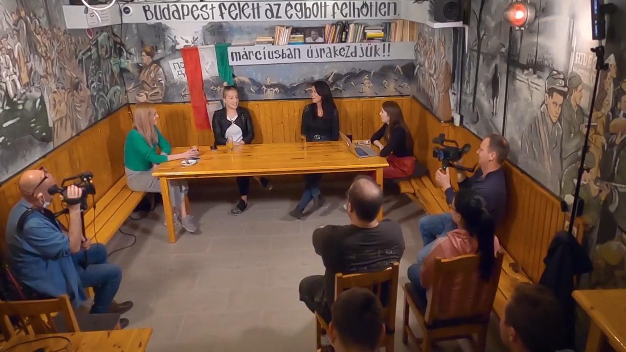 Kipletykáltuk az ellenzéki képviselőnőket, Bősz Anettnek pedig üzenjük: dolgozzon inkább, ne féltékenykedjen! - Zelenka, Göblyös, Mészáros és Kroó a Plebejus Polbeatben