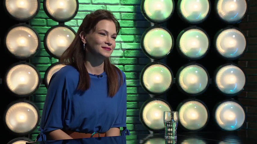 Nálunk járt Fekete Bori énekesnő