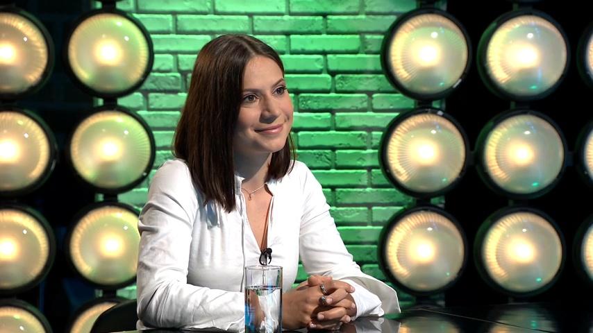 Határon túliként a magyar zeneiparban - Antal Timi a Gerilla Bárban