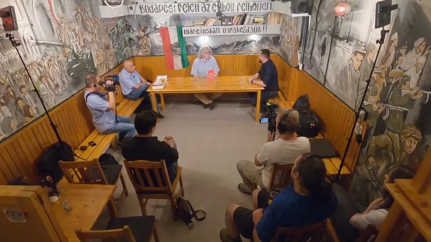 Temesi Ferenc a Polbeatben: A mai ellenzék szellemi elődeinél is gonoszabb és hazaárulóbb