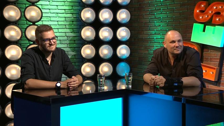 Új klippel jelentkezik Romhányi Áron és Szakonyi Milán