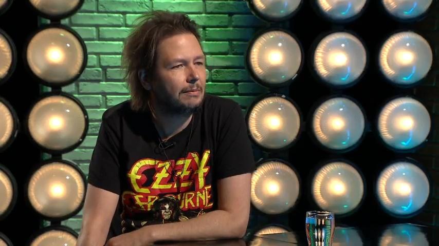 Vendégünk volt Dandó Zoli, a Pesti Tv zenei arculatának megálmodója
