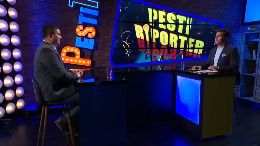 Pápalátogatás, miniszterelnök-jelölt-jelölti vita értékelése, ellenzéki előválasztás esélyesei a Pesti riporterben