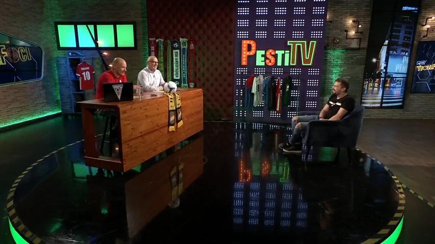 Hárspataki Gábor és Schäfer András a ZiccerTV-ben