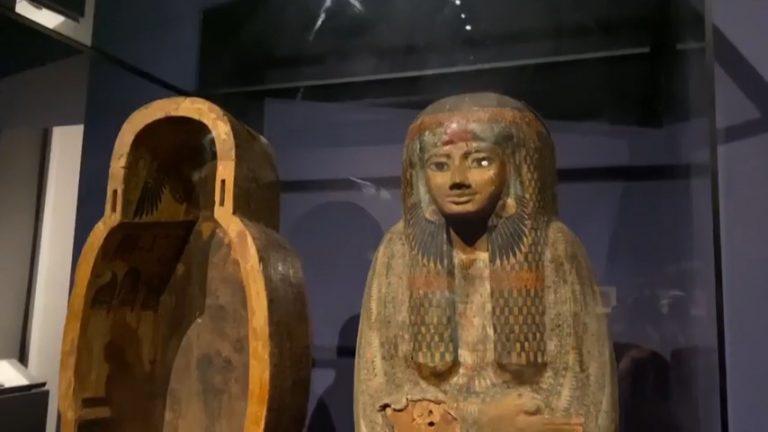 061: varázslatos időutazás II. Amenhotep egyiptomi uralkodó idejébe